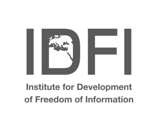 Institute for Development of Freedom of Information logo